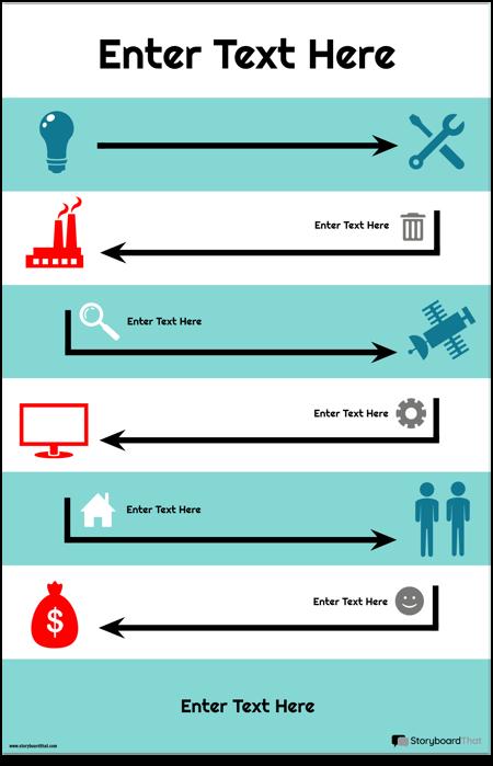 Obdelajte Infografiko