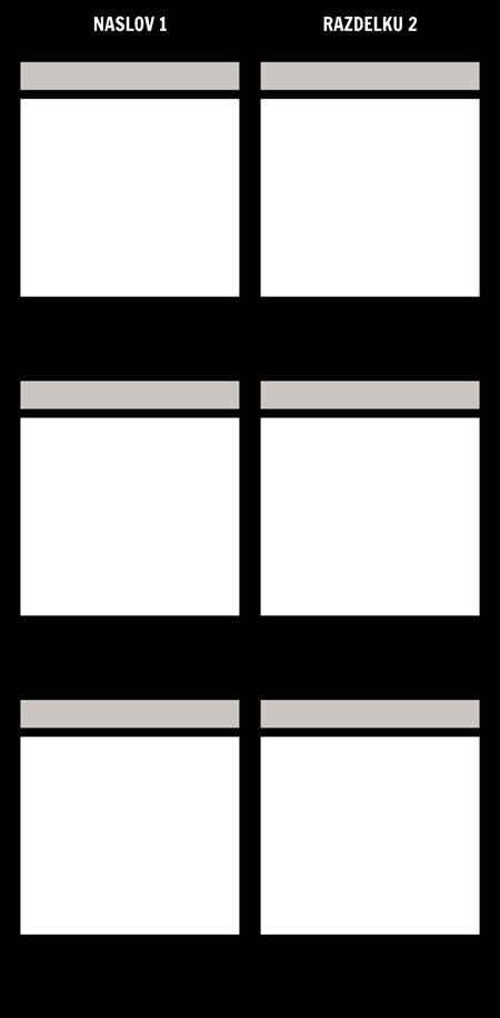 Prazen Primerjava T-graf