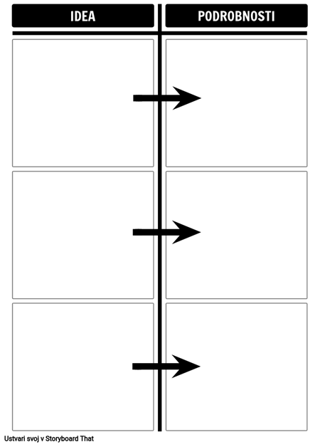 Predloga / Predloga Grafikona