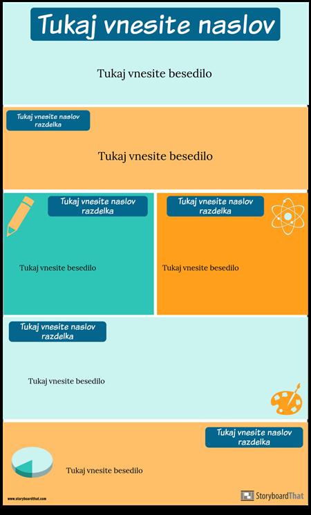 Predloga Infographic Predloga za Strategije
