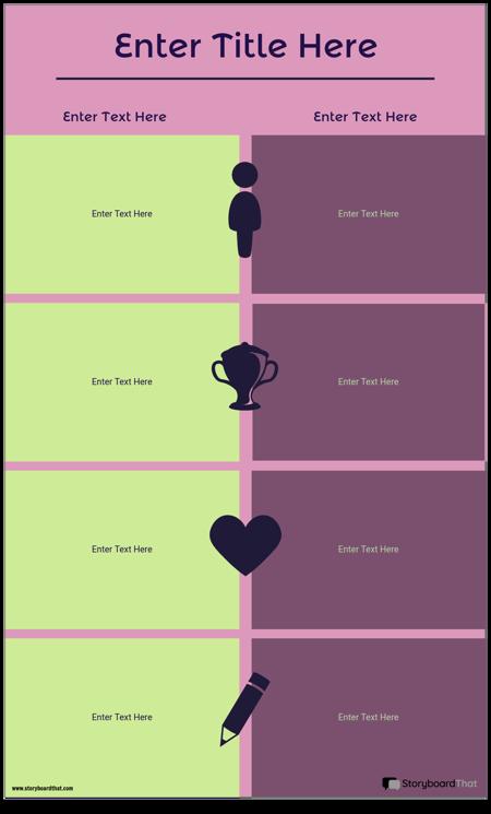 Primerjava Infografske Predloge