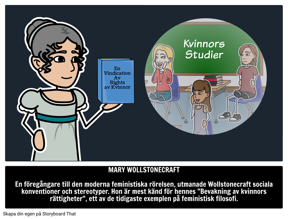 Mary Wollstonecraft Biografi