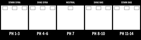 pH Scale Mall
