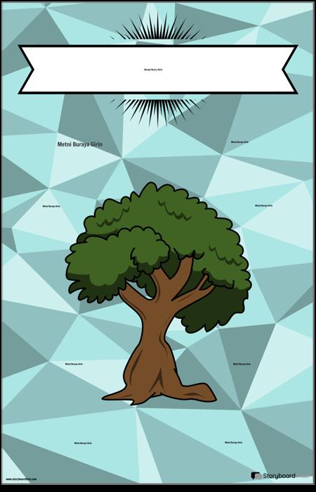 Ağaç Çapa Tablosu