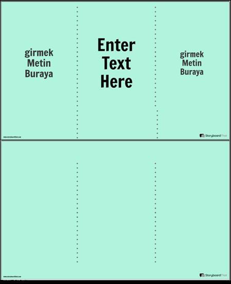 Broşür Poster 1