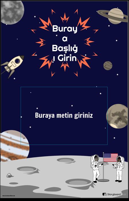 Dış Uzay Posteri 1