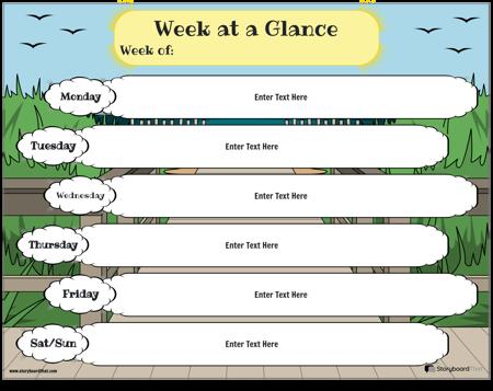 Haftalık Planlayıcı 6