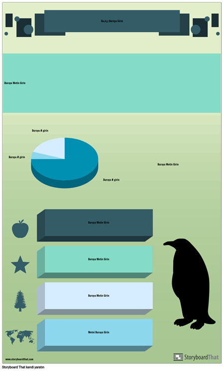 Hayvan Sınıflandırması İnfografik