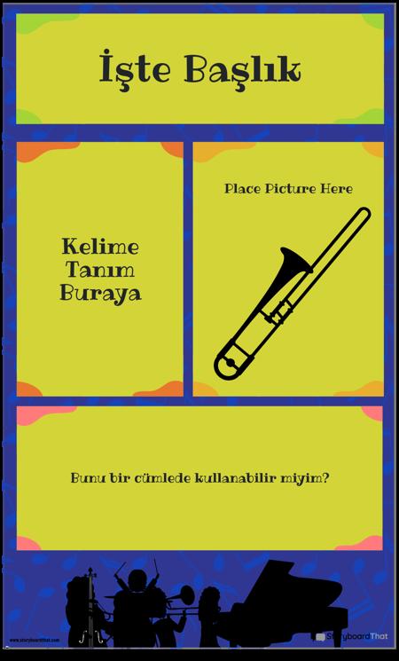 Tanım Posteri 2