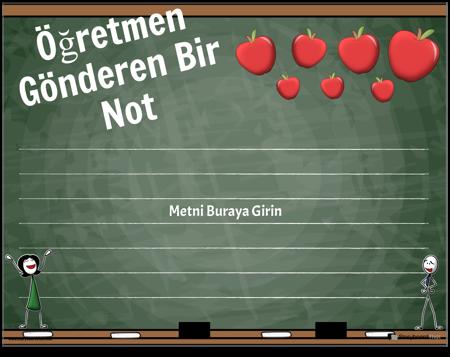 Veli Öğretmen Notları 6