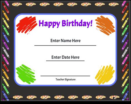 Birthday 14