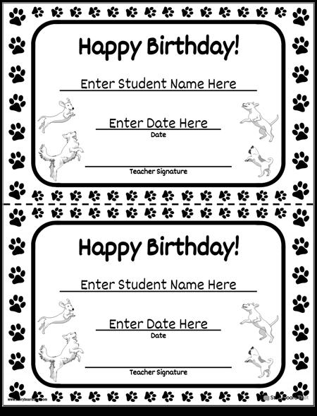 Birthday 9