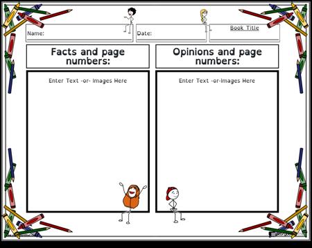 Fact vs opinion 7