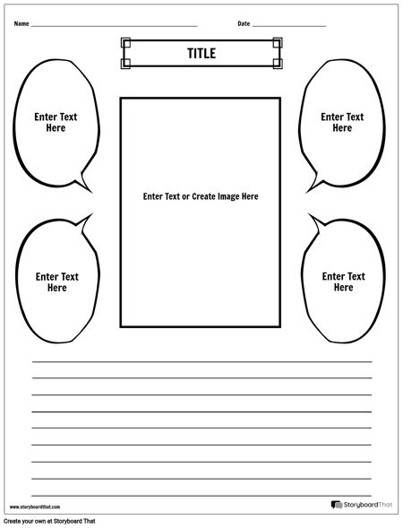 Facts Biography Organizer