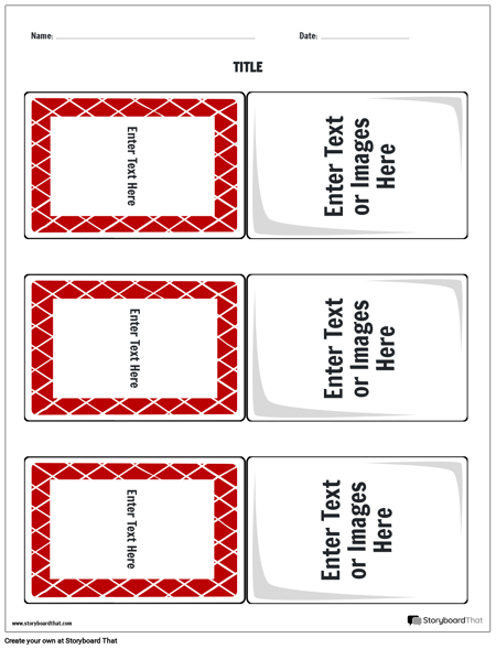 flashcards template 2