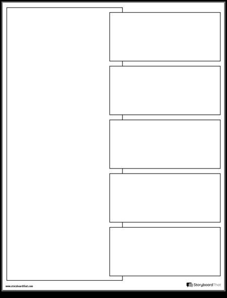 Graphic Novel Layout 7