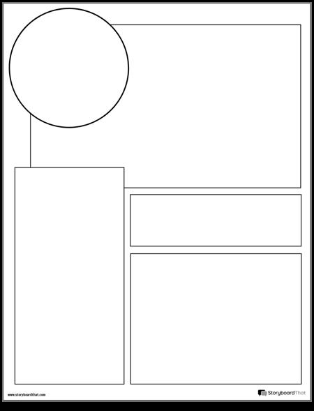Graphic Novel Layout 9