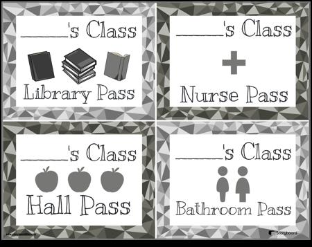 Hall Passes 11