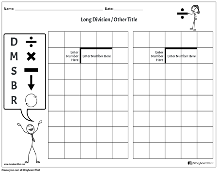 Long Division 1
