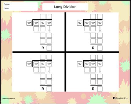 Long Division 7