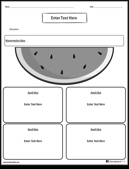 Personal Narrative Worksheet 1