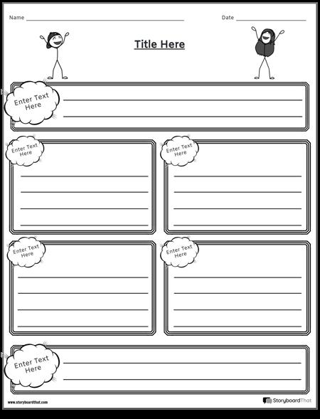 Narrative Outline Worksheet 3