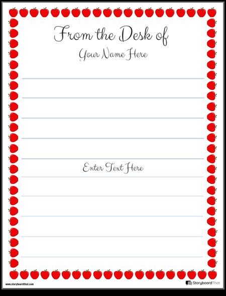 Parent Teacher Notes 2