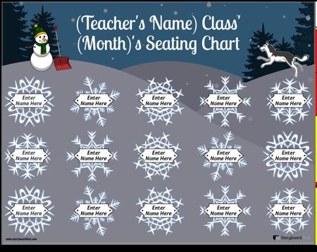 Seating Chart 6