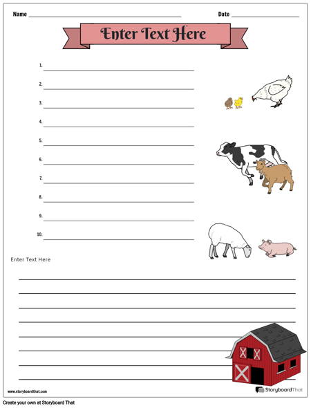 Spelling Test Sentences 3