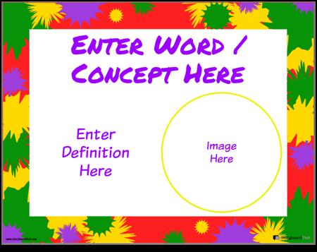 Word Wall 6